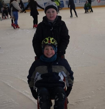 Eislaufen im Februar – Jahrgang 3