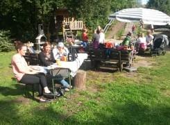 Unser Picknick