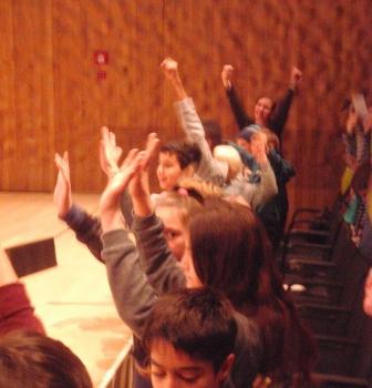 Bundesweiter Vorlesetag in der Elbphilharmonie